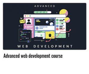 Advanced-web-development-course