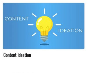 Content-ideation