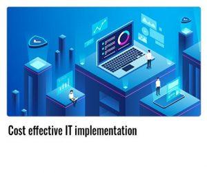 Cost-effective-IT-implementation