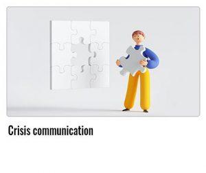 Crisis-communication