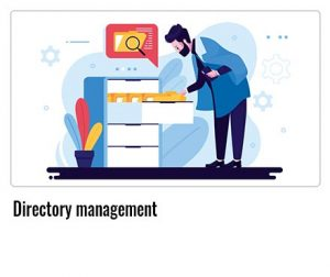 Directory-management