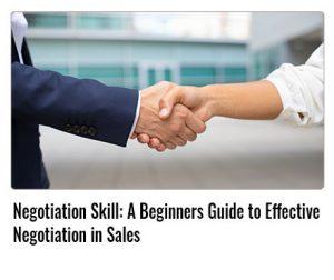 Negotiation-Skill