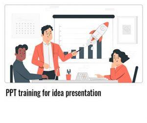 PPT-training-for-idea-presentation