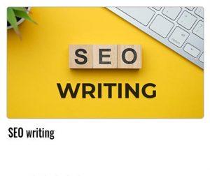SEO-writing