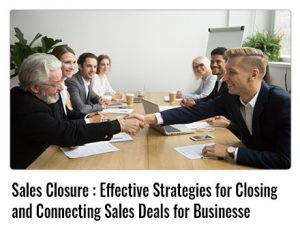 Sales-Closure
