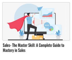 Sales--The-Master-Skill