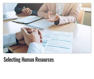 Selecting-Human-Resources