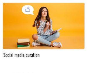 Social-media-curation