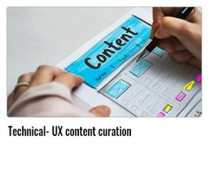 Technical--UX-content-curation